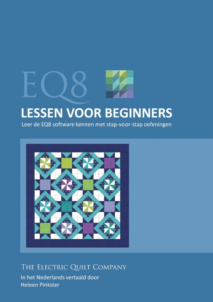 EQ8 Nederlandse handleiding