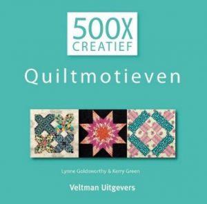 500 quiltmotieven - quiltboeken