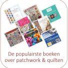 Populaire boeken quilten en patchwork
