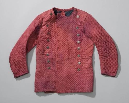 gequilt jasje - quilten patchwork